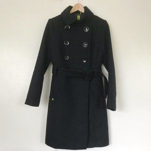 Soia and Kyo double-breasted wool coat